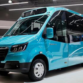 Горьковский автозавод представляет новые модели автомобилей