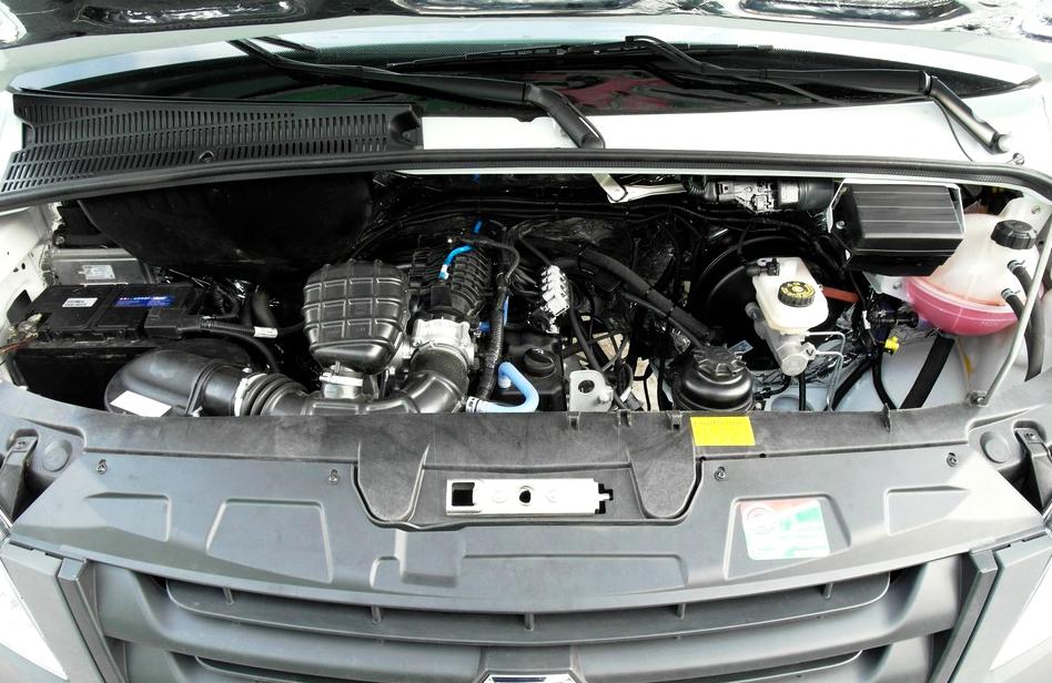 УМЗ осваивает новый двигатель для «Газелей»
