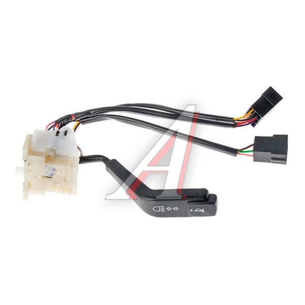 Переключатель поворот/свет ГАЗ-3307, 3302 с кнопкой