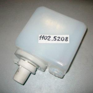 Бачок омывателя ГАЗ-31029, 2410, ВАЗ, ЗИЛ, ПАЗ (12В) с мотором