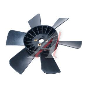 Вентилятор ГАЗ-3302 дв. 402, 406 6 лопастей