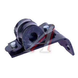 Кронштейн стабилизатора ГАЗ-3302 задний (лапка) н/о 6 мм усиленный