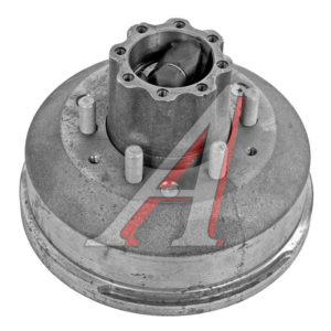 Ступица ГАЗ-3302 задняя с АБС (с барабаном и подшипником)
