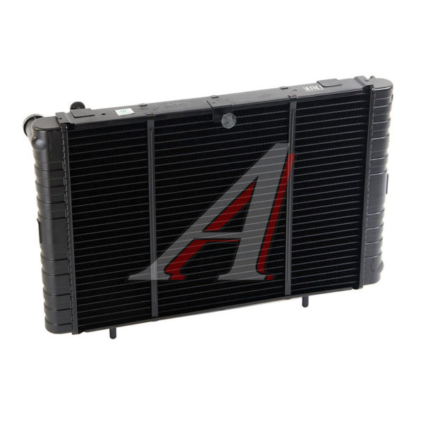 Радиатор ГАЗ-3302 Бизнес алюминиевый 3-х ряд.