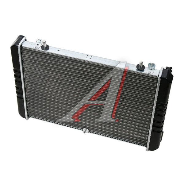 Радиатор ГАЗ-2217, 33021 алюминиевый 2-х рядный ПЕКАР