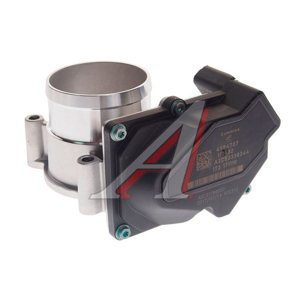 Заслонка дроссельная (клапан контроля подачи воздуха во впускной коллектор) ISF 2.8