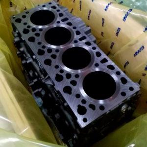 Блок цилиндров ЯМЗ-534