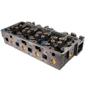 Головка блока цилиндров ЯМЗ-534 в сборе с клапанами (газовый CNG)
