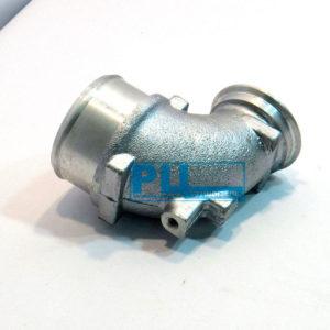 Патрубок отводящий (для двигателя ЯМЗ-5341-10)