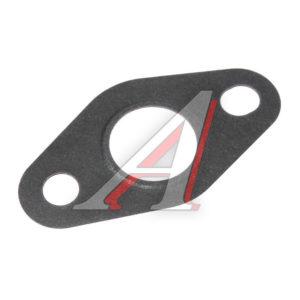 Прокладка (сталь) ромбич 70х37 ф внутр=21, отв. ф8 ЯМЗ-534