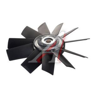 Вентилятор ЯМЗ-534 с муфтой вязкост. крыл.455 мм, 11 лоп.