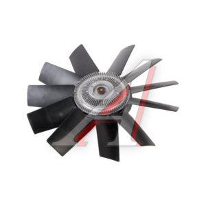 Вентилятор ЯМЗ-534 с муфтой вязкост. крыл.455 мм, 11 лоп. Riginal