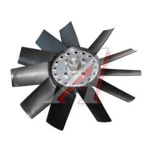 Вентилятор ЯМЗ-534 с муфтой вязкост. крыл.495 мм, 11 лоп.PRAVT