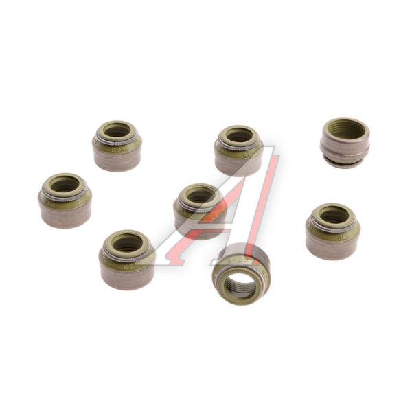 Колпачок маслоотражательный дв. ЗМЗ-406/ВАЗ 2109 (упаковка 8 шт.)