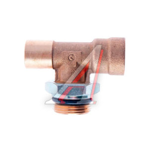 Тройник горизонтальный привода тормозной системы ГАЗон NEXT