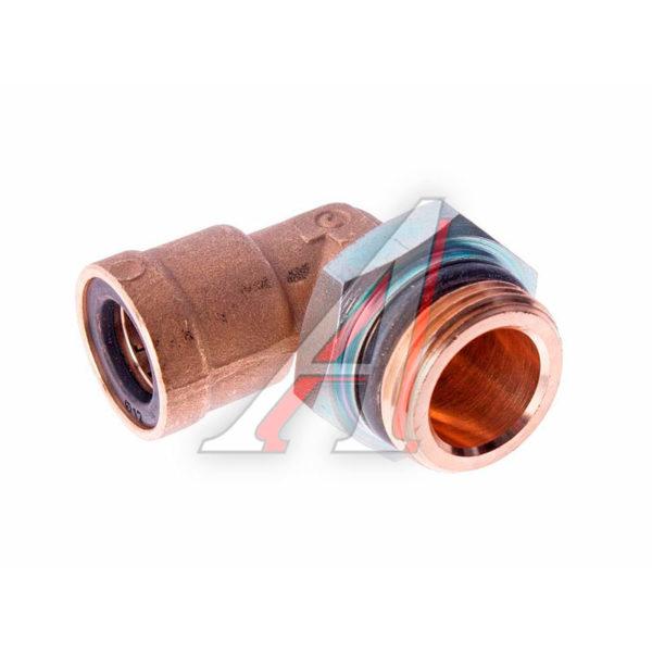 Фитинг маталл. угловой привода тормозной системы ГАЗ-3309, 33106, ГАЗон NEXT