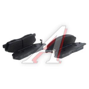 Накладка тормозная передняя ГАЗель Next с датчиком износа (4 шт.)