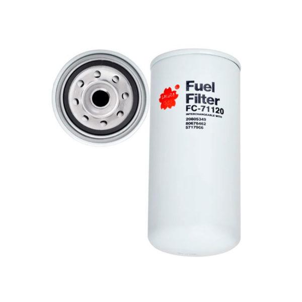 Фильтр топливный ЯМЗ-534 тонкой очистки ЕВРО-4 FC71120 SAKURA