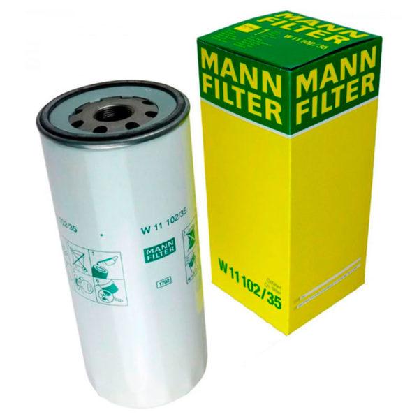 Фильтр масляный ЯМЗ-534 MANN