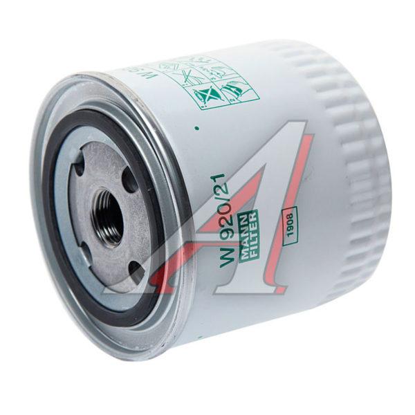 Фильтр масляный ГАЗ-3302 дв. 406 MANN
