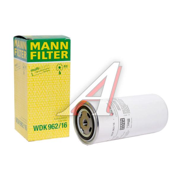 Фильтр топливный ЯМЗ-534 тонкой очистки ЕВРО-4 WKD962/1