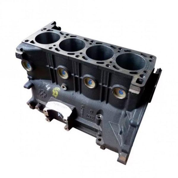 Блок цилиндров дв. 406 ЗМЗ УАЗ