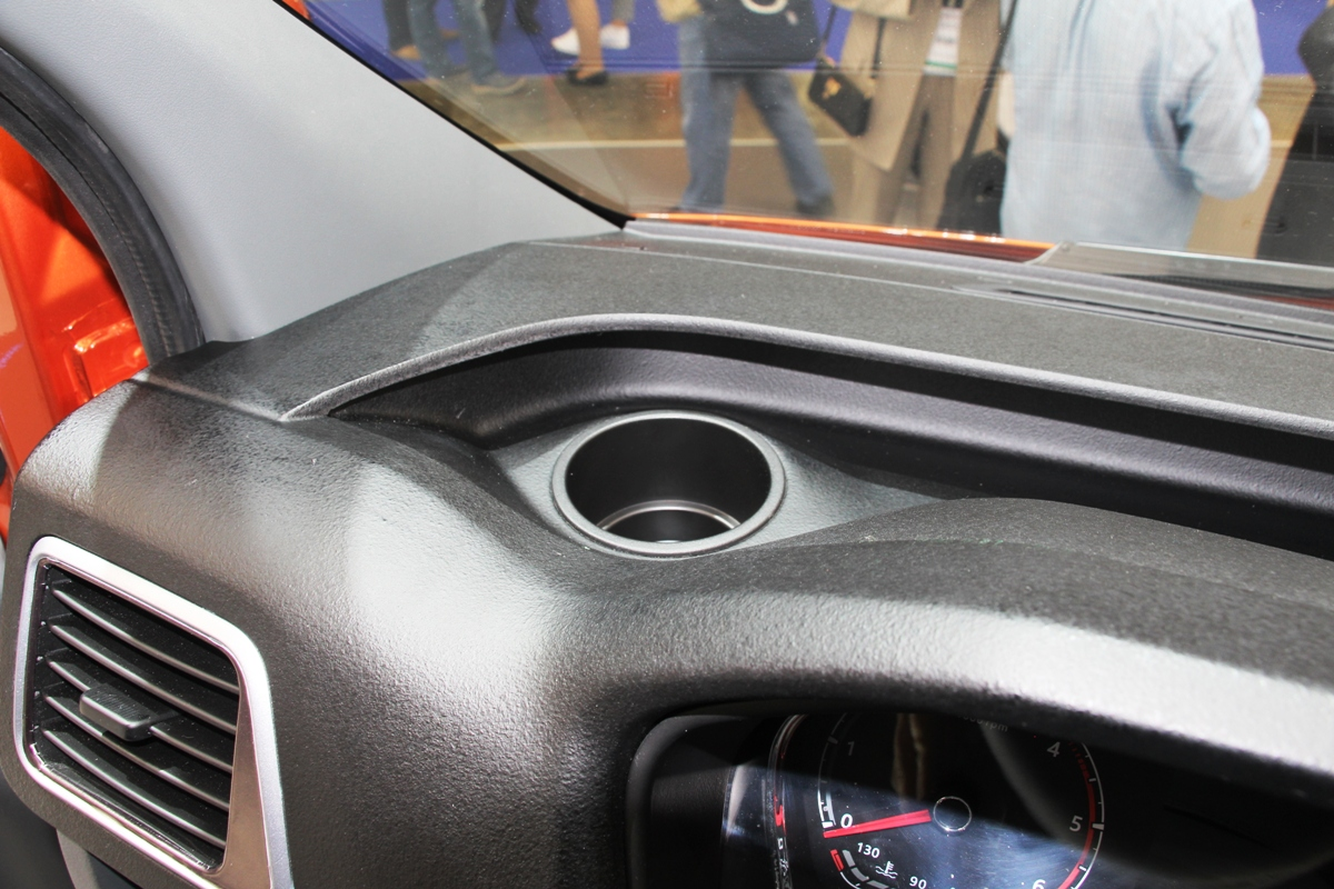 New Next: ГАЗ показал обновленную Газель на выставке Комтранс